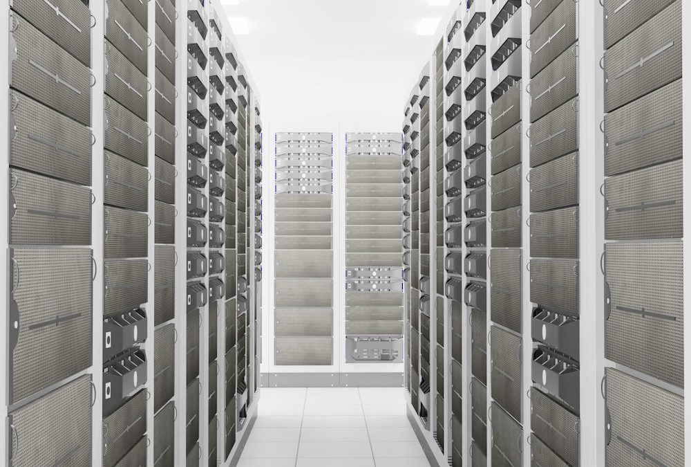 Why Warehouses Make Great Data Centers