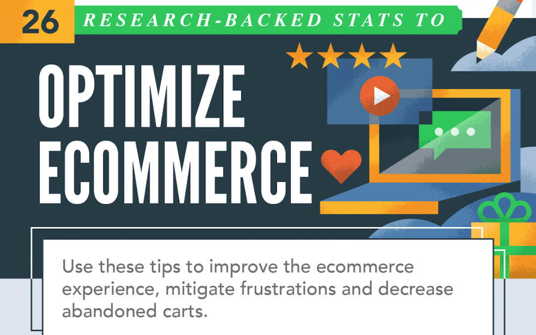 Infographic: How to Optimize E-Commerce