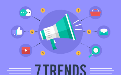 Infographic: 7 Must-Know Trends For a Successful Campaign
